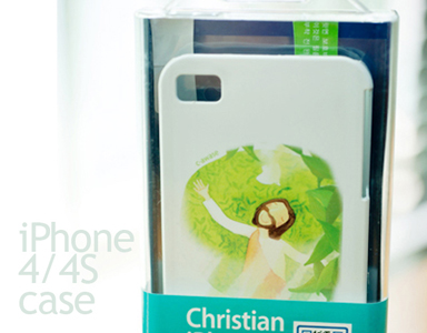 iPhone 4/4S case - hard